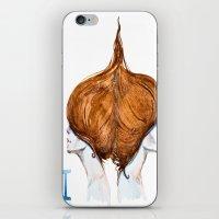 gemini iPhone & iPod Skins featuring Gemini by Aloke Design