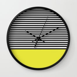Bumble Wall Clock