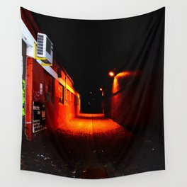 To Hell Wall Tapestry