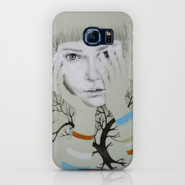 She, Tree iPhone Case