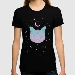 Pastel Cat T-shirt