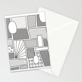 Comix Stationery Cards