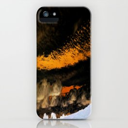 cloudy with a chance of meatballs iPhone Case