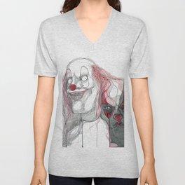 The Clowns Unisex V-Neck