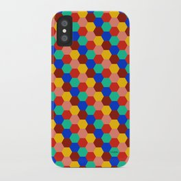 Korean Paving / Big All Over iPhone Case
