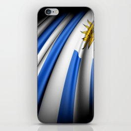Flag of Uruguay iPhone Skin