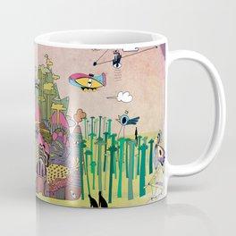 L'échapée des forets Coffee Mug