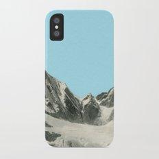 Blue Skies Slim Case iPhone X