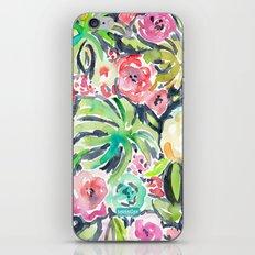 TROPICALIA Floral iPhone & iPod Skin