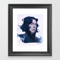 Always Snape Framed Art Print