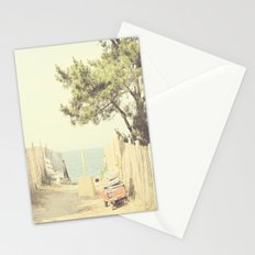 Vintage Summer Stationery Cards