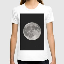 Full Moon. Today T-shirt