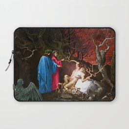 Dante and the self murderers Laptop Sleeve
