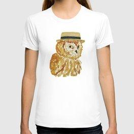 Dapper Owl or Owl Capone? T-shirt
