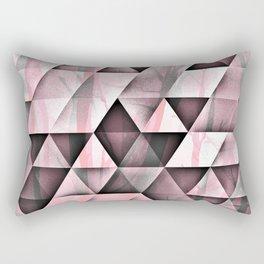 Pink's In Rectangular Pillow