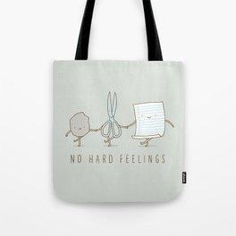 No Hard Feelings Tote Bag