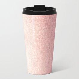 Simply Rose Gold Twilight Travel Mug