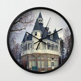 Beauty never fades Wall Clock