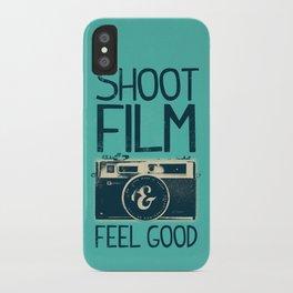 Shoot Film iPhone Case