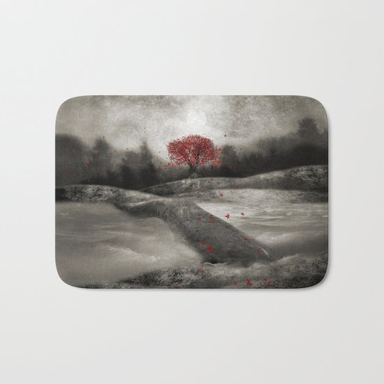 The red sounds and poems, Chapter I Bath Mat