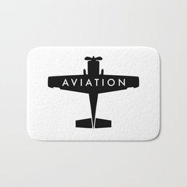 Aviation Bath Mat