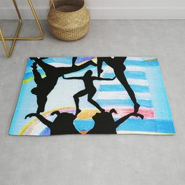 Bodies of Creative Expression Rug