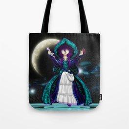 Forever Mage - Dark Version Tote Bag