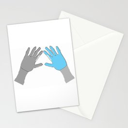 Perfection is Boring Stationery Cards