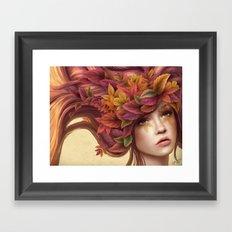 Autumn Framed Art Print