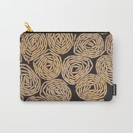 Wood planks texture Carry-All Pouch