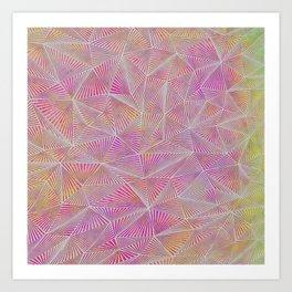 Polyhedron Art Print