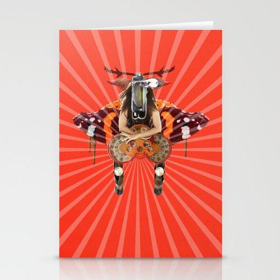 Slut Machine · Monolithic Baby Stationery Cards