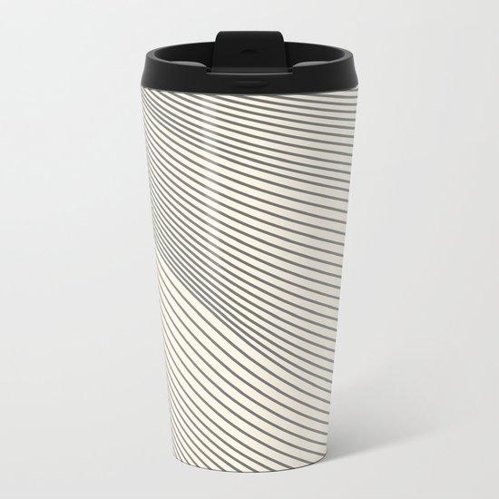 think out of the box II Metal Travel Mug