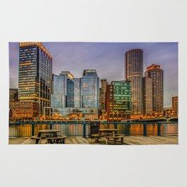 Boston Financial District Rug