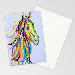 Horse of a Different Color Stationery Cards