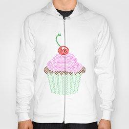 Dotcake - Dot Art Cupcake Hoody