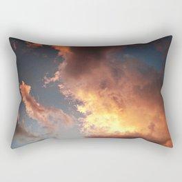 Nebula Cloud Rectangular Pillow