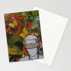 Blinded Stationery Cards
