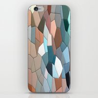 mosaic iPhone & iPod Skins featuring mosaic  by  Agostino Lo Coco