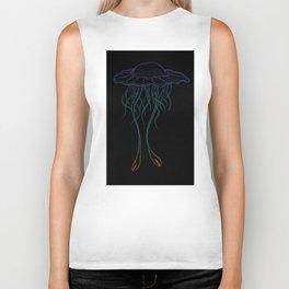 #3 Jellyfish Series Biker Tank