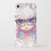 barachan iPhone & iPod Cases featuring fixation by barachan