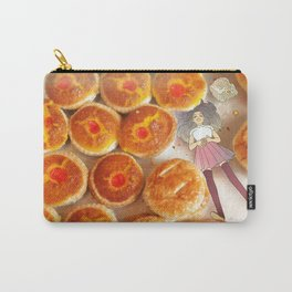Coconut Tart Carry-All Pouch