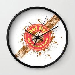 [ get off ] Wall Clock