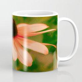 Vibrant Orange Coneflower Coffee Mug