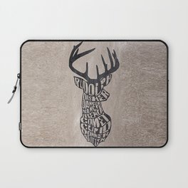 Rudolph and friends Laptop Sleeve