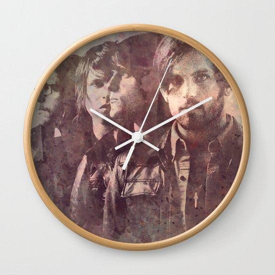 kings of leon Wall Clock