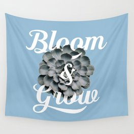Bloom & Grow Wall Tapestry