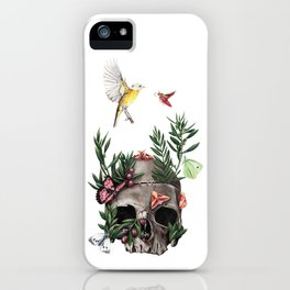 Truce iPhone Case
