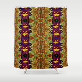 Trippy Jack Shower Curtain