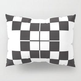 Checkerboard X Pillow Sham